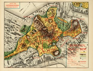 Map by Justin Winsor, Heliotype Printing Co., 1880. Source: Norman B. Leventhal Map Center at the Boston Public Library.