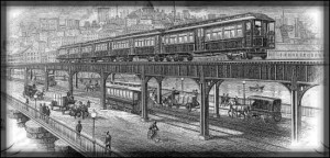 On July 2, 1894, the Massachusetts Legislature authorized the incorporation of the Boston Elevated Railway Company (BERY) and creation of the Boston Transit Commission.